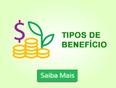 Tipos de Benefício